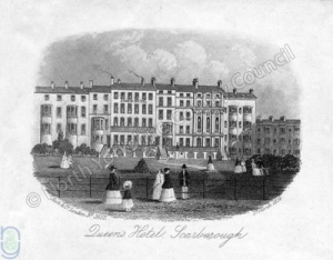 Scarborough: Queen's Hotel 1858
